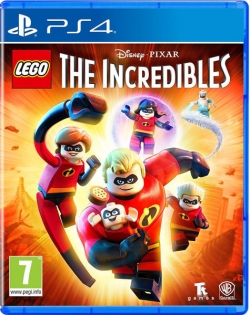LEGO The Incredibles PS4 (2805317)