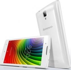 Lenovo A2010 PA1J0032RO Dual Sim Fehér Okostelefon
