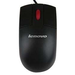 LENOVO 06P4069 USB optikai fekete egér
