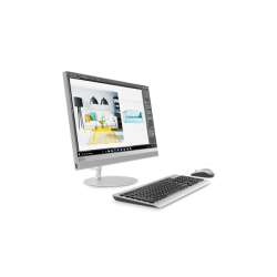 LENOVO IDEACENTRE AIO 520-22IKL all-in-one Ezüst (F0D4002KHV)