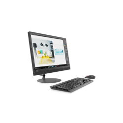 LENOVO IDEACENTRE AIO 520-22IKL all-in-one Fekete (F0D4002HHV)