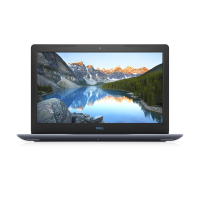Dell G3 17 Gaming Black notebook FHD IPS Notebook