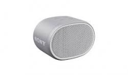 Sony (SRSXB01W.CE7) fehér vízálló Bluetooth hangszóró