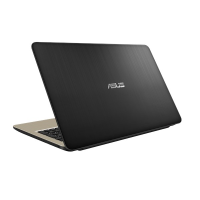 Asus X540MB-GQ059 fekete 15.6'' HD