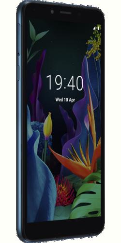 LG K20 DS Kék Okostelefon