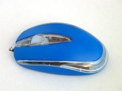 M-Tech MT511 USB optikai kék egér (MT-511K)