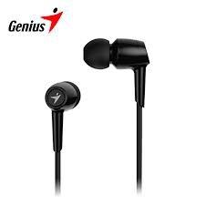 Genius HS-M225 fekete mikrofonos mobil headset (31710193100)