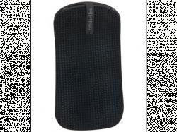 Cellularline Clean ''M'' univerzális fekete telefontok (CLEANSLEEVECCMBK)