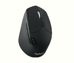 Logitech® M720 Triathlon wireless optikai fekete egér (910-004791)