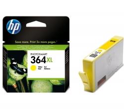 HP 364XL sárga tintapatron (CB325EE)
