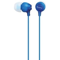 SONY MDR-EX15LPLI kék fülhallgató
