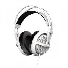 Steelseries Siberia 200 fehér mikrofonos fejhallgató (51132)