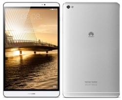 Huawei MediaPad M2 8.0 Full HD Wi-Fi 16GB Ezüst Tablet (M2-801W)