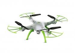 SYMA X5HC QUADCOPTER/ DRONE (FEHÉR- ZÖLD) - 2,4 Ghz 4 CSATORNA (MAK13728)