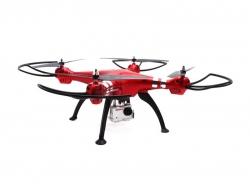 SYMA X8HG NANO QUADCOPTER/ DRONE (PIROS) - 2,4 Ghz 4 CSATORNA (MAK13730)