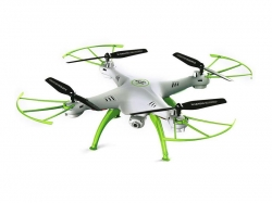 SYMA X5HW QUADCOPTER/ DRONE (FEHÉR) - 2,4 Ghz 4 CSATORNA (MAK13734)