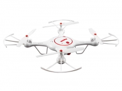 SYMA X5UC QUADCOPTER/ DRONE (FEHÉR)- 2,4 Ghz 4 CSATORNA (MAK14013)