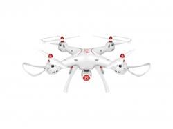 SYMA X8SW QUADCOPTER/ DRONE (FEHÉR) - 2,4 Ghz 4 CSATORNA WIFI FPV (MAK17378)