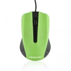 MODECOM MC-M9 USB optikai fekete-zöld egér (M-MC-00M9-180)