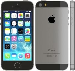 Apple iPhone 5S 16GB Asztroszürke Okostelefon (ME432)