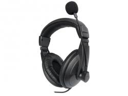 Media-Tech BOOTES NXT mikrofonos fejhallgató (MT3566)