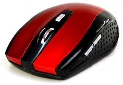 Media-Tech RATON PRO wireless optikai piros-fekete egér (MT1113R)