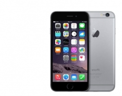 Apple Iphone 6 Plus 128GB Asztroszürke Okostelefon (MGAC2)