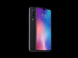Xiaomi Mi 9 128GB Fekete okostelefon
