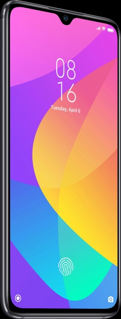 Xiaomi Mi 9 Lite 64GB Fekete okostelefon