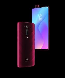 Xiaomi Mi 9T 128 GB Piros okostelefon