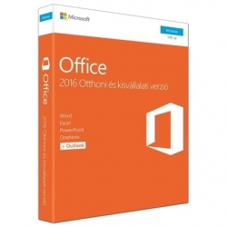 Microsoft Office 2016 Home and Business Magyar  (T5D-02867)