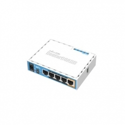 MIKROTIK WIRELESS ROUTER ROUTERBOARD RB952UI-5AC2ND (HAP AC LITE)