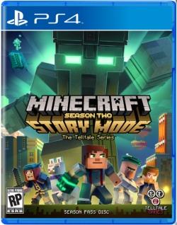 Minecraft Story Mode - Season 2 PS4 (2804843)