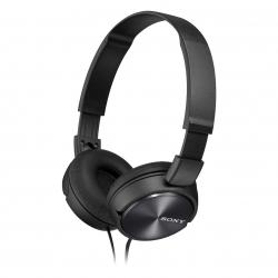 Sony MDR-ZX310APB fekete mikrofonos fejhallgató (MDRZX310APB.CE7)
