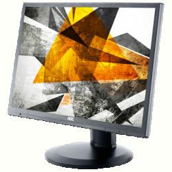Monitor AOC M2060PWQ 19.5inch MVA, DP, VGA