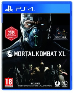 Mortal Kombat XL PS4 (2803195)