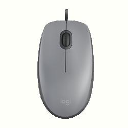 Logitech M110 Silent - Szürke (910-005490)