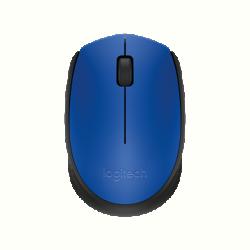 Logitech M171  - Kék (910-004640)