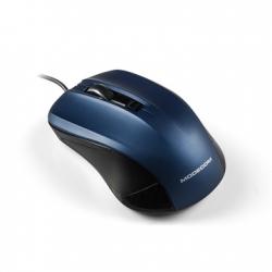 Modecom MC-M9.1 Optical, USB - Kék - Fekete (M-MC-00M9.1-140)