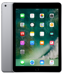 Apple iPad 9,7'' 128 GB WiFi asztoszürke (MP2H2)