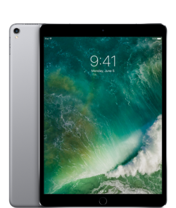 APPLE iPad Pro 64GB 10,5 WiFi + Cellular Asztroszürke (MQEY2)