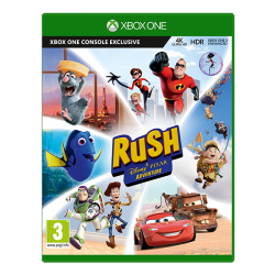 Microsoft Rush A Disney Pixar Adventure Xbox One Játék (GYN-00020)