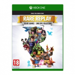 MS JÁTÉK SW XBOX ONE RARE REPLAY