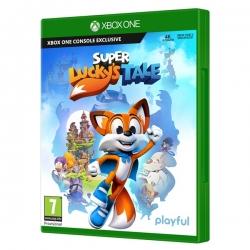 Microsoft Super Luckys Tale (Xbox One) Játék (FTP-00015)