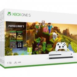 Microsoft Xbox One S 1TB MINECRAFT CREATORS KONZOLCSOMAG (234-00664)