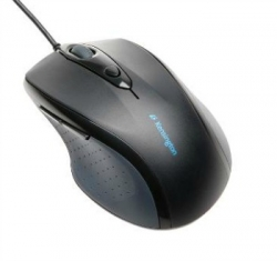 Kensington Pro Fit Full Sized Wired Mouse USB fekete (K72369EU)