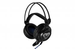 Media-Tech Cobra Pro Hammer fejhallgató mikrofonnal(MT3575)