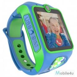 MyKi Junior 3G gyerekóra kétirányú videóhívással ( MYKI-JUNIOR-BL )