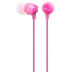 SONY MDR-EX15LPPI rózsaszín fülhallgató