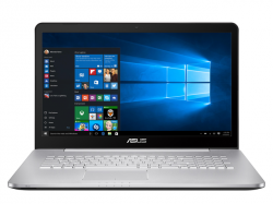 Asus N752VX-GC105D Notebook (90NB0AY1-M01130)